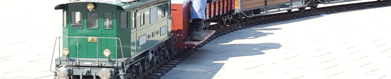 Chatzestrecker Miniature Bahn
